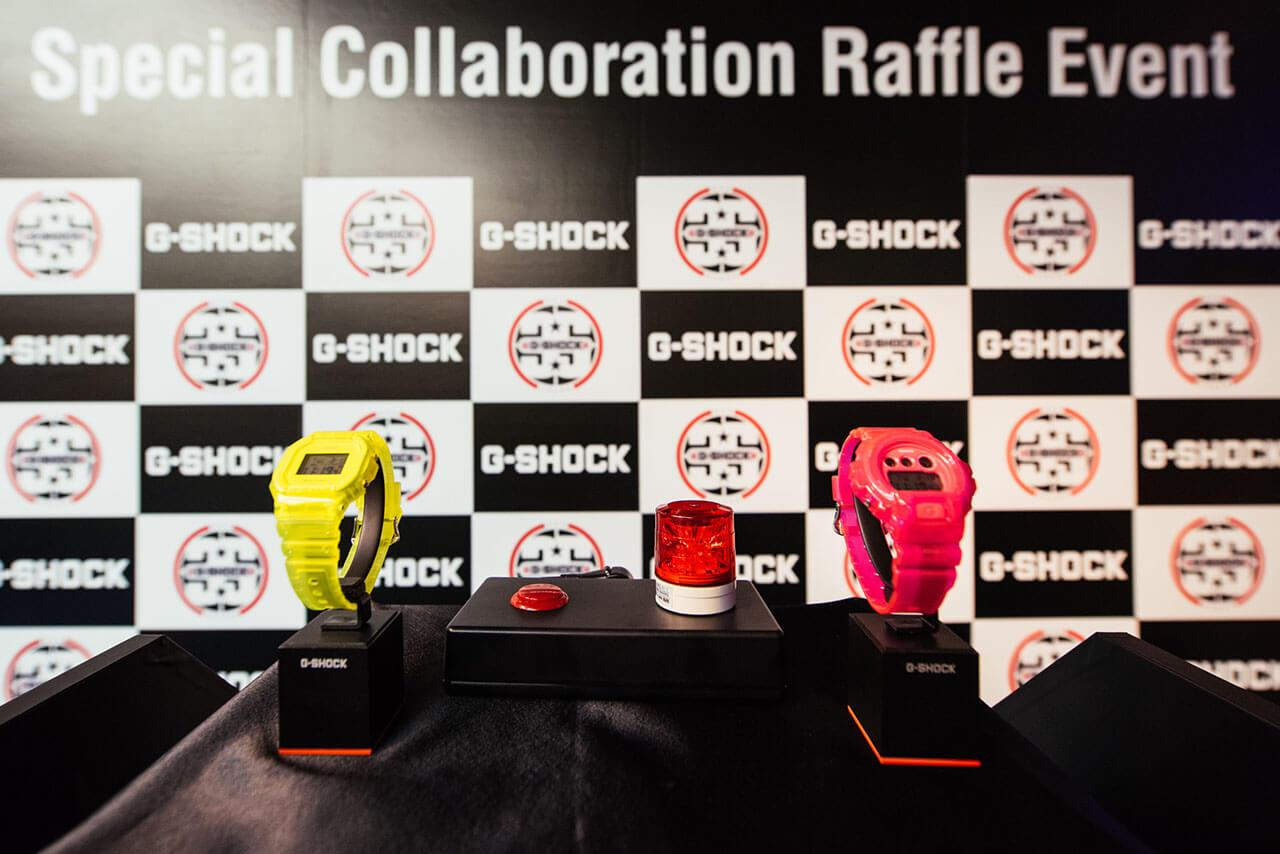 NIGO® x K IBE Special Collaboration Models - G-SHOCK 35th