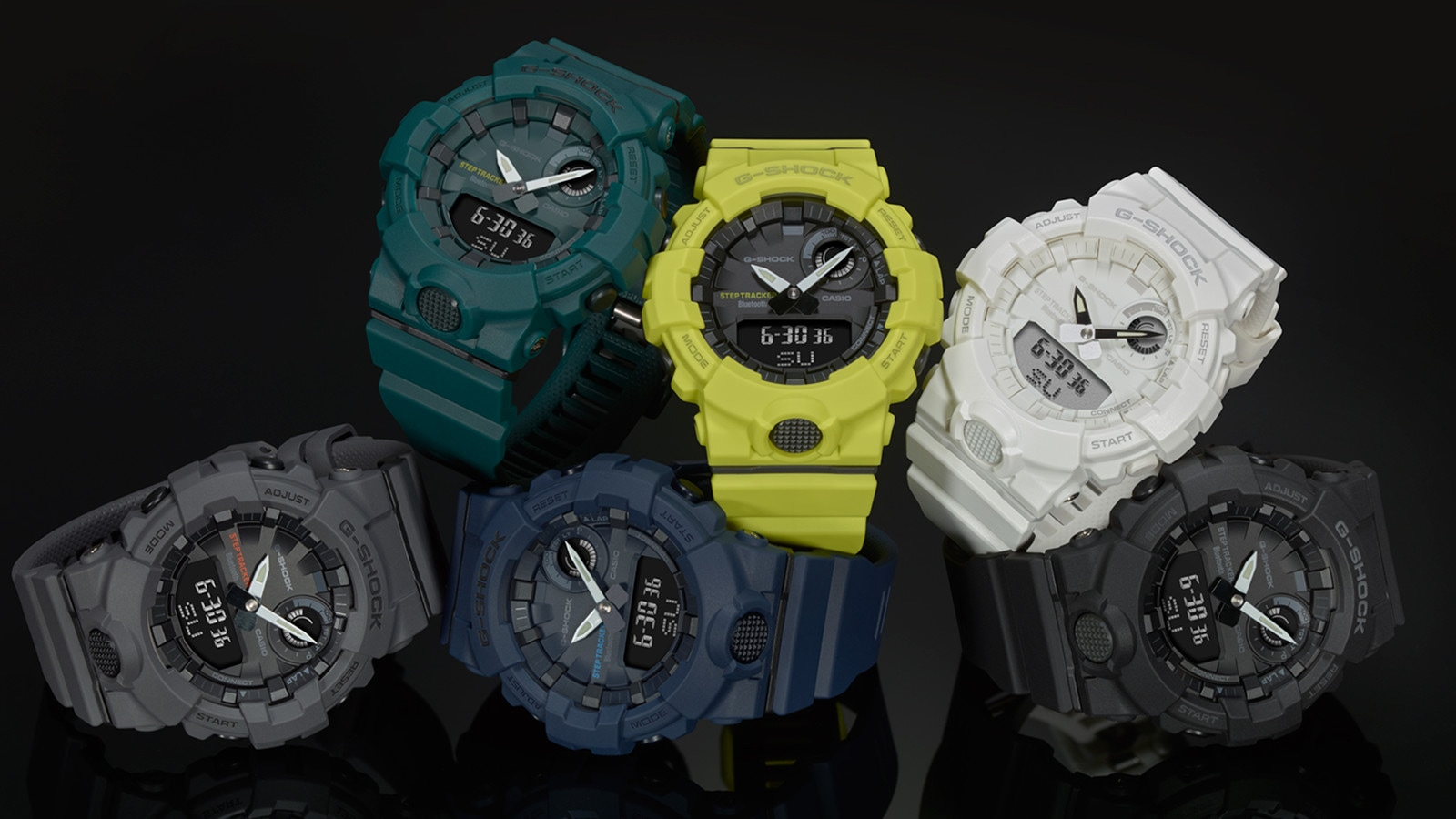 ada5a2b025b G-SQUAD - Products - G-SHOCK - CASIO