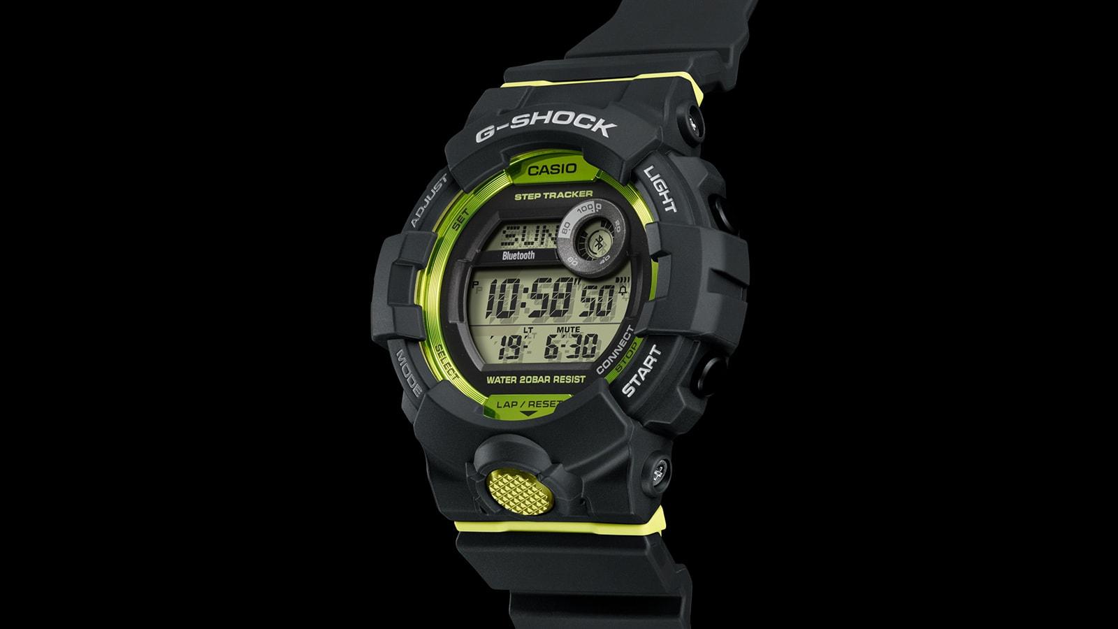 5425adadc G-SQUAD - Products - G-SHOCK - CASIO