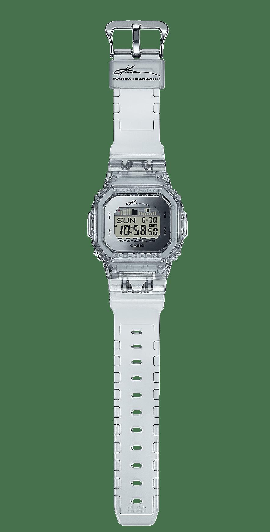 Details about Casio G SHOCK GLX 5600KI 7 Kanoa Igarashi Signature Limited Edition Surf Watch