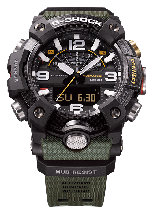 G Steel Gst B200 Series Products G Shock Casio