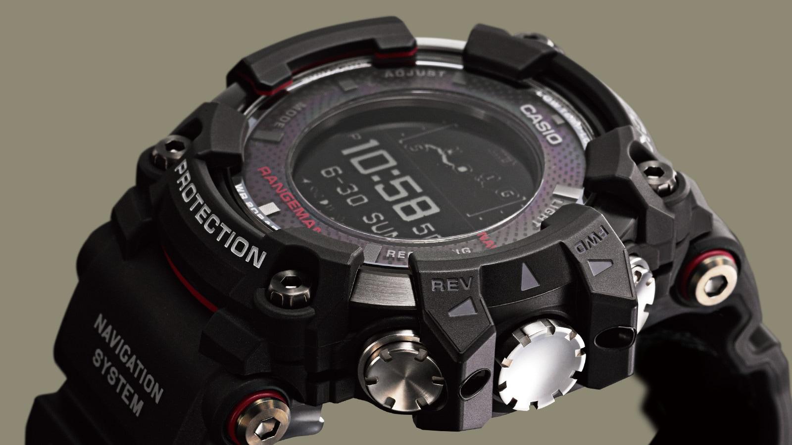 1cb826b30 RANGEMAN - GPR-B1000 - Products - G-SHOCK - CASIO