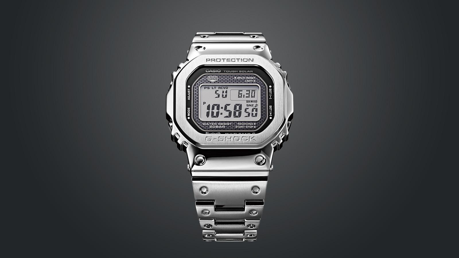 64bac384c31 GMW-B5000 - Standard Digital - Products - G-SHOCK - CASIO