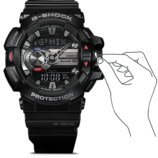 de5b1337686 G MIX GBA-400 - G-SHOCK - CASIO