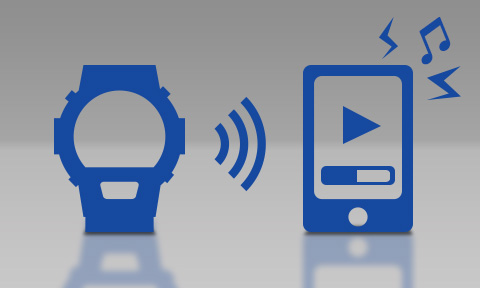 G-SHOCK+ app - Main Features - BLUETOOTH WATCH - G-SHOCK - CASIO
