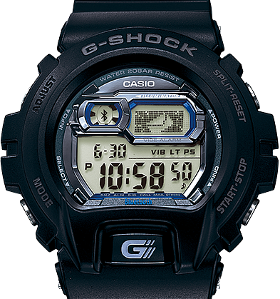meet 7179b 05e52 BLUETOOTH WATCH - G-SHOCK - CASIO