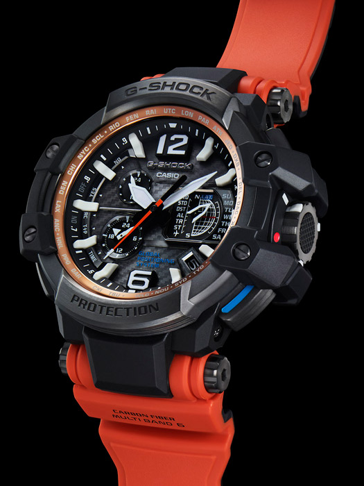 watch a7a31 d43ea GPS HYBRID WAVE CEPTOR - PRODUCTS - G-SHOCK - CASIO